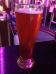 Raspberry Wheat Ale at Swamp Rabbit Brewery