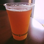 Strawberry Wit from Quest Brewery