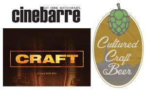 Cinnebarre, CRAFT, Cultured Craft Beer