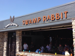 Swamp Rabbit Brewery Septembrew